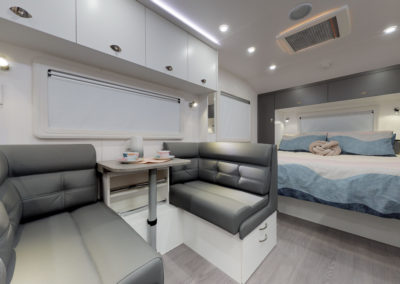 Luxury furnishings in the luxe 610